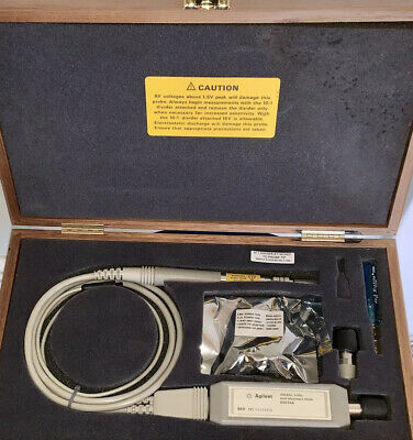 AGILENT/HP 85024A 300 KHz - 3 GHz HIGH FREQUENCY PROBE W/CASE
