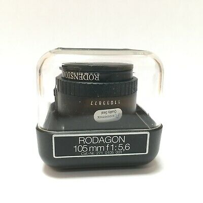 Rodenstock Rodagon 105mm f1:5.6 Enlarger lens