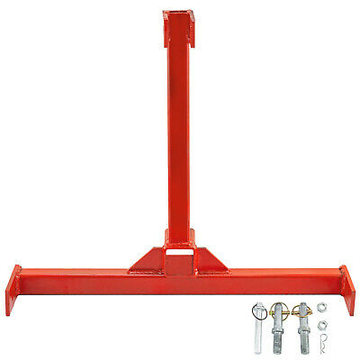 """3 Point 2"""" Receiver Trailer Hitch Tractor Drawbar Tractor Fit"""