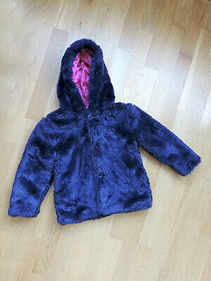"""Child's Winter Coat by MARKS & SPENCER """"Autograph line"""" ~ Size 6 – 7 Years ~"""