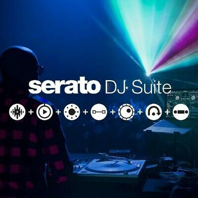 Serato dj Pro Suite only Pc