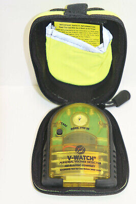 HDE  V-Watch VW-20 Personal Voltage Detector 2400VAC  #826