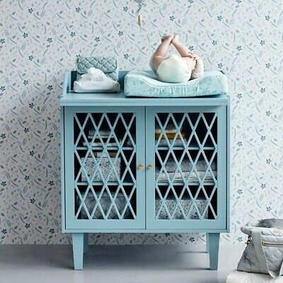 Camcam harlequin changing table (petroleum)