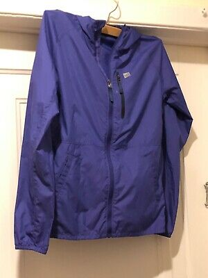 MEC Jogging Cycling Jacket Sz 10 Child Mountain Equipment Co-op