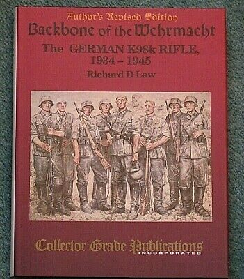 BACKBONE OF THE WEHRMACHT (Law)  **BRAND NEW BOOKS**