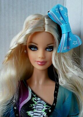 Barbie Doll Angel Couture Model Muse Redressed Beautiful 2010