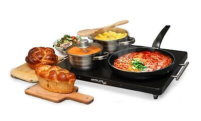 Hotplate Shabbat Food Warming Hotplate Madesafer, CE Approved.