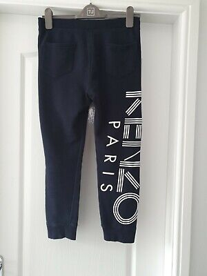 Girls KENZO Tracksuit Bottoms Age 12 Years bnwot