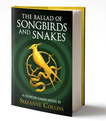 The Ballad of Songbirds and Snakes: A Hunger Games Novel - Collectors Edition