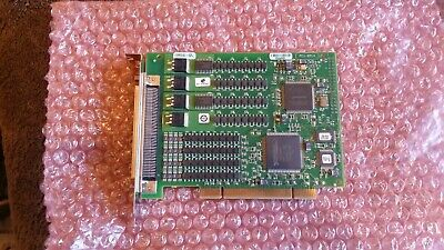 National Instruments NI PCI-6514 64 Channel DIO Card Optically Isolated
