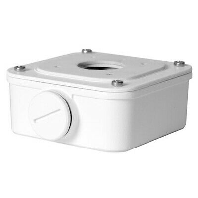 CCTV Security Camera Mount Junction Box For Dome Cameras Connector Housing Black
