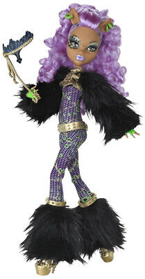 Monster High Clawdeen Wolf Ghouls Rule NEW NRFB