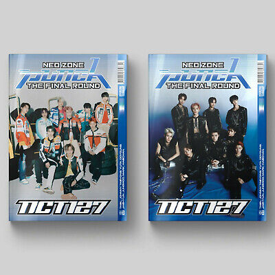 NCT 127 - NCT #127 Neo Zone: The Final Round CD + Postcard +Tracking number