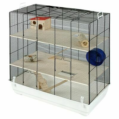 Cage Small Pet Home Habitat Accessories Hamsters Gerbils Mice Quality