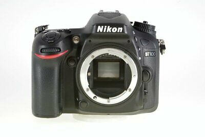 Nikon D7100, digitale SLR Kamera, 24 Megapixel, nur 7600 Klicks  #20MP0017A