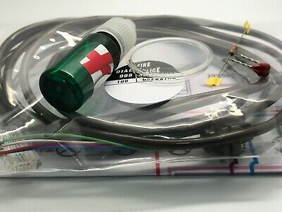 GPO 700 SERIES TELEPHONE CONVERSION KIT /& 2.3M BROWN LINE CABLE