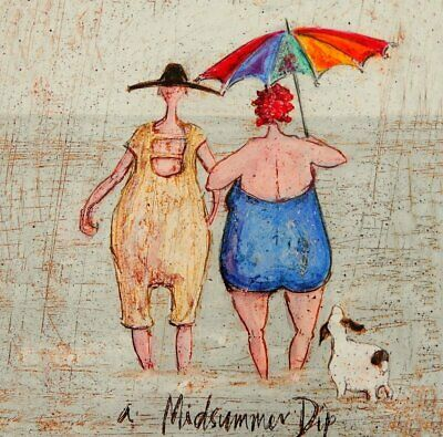 Sam Toft Unframed Art Prints For Sale Here Over 125 Different To Choose From