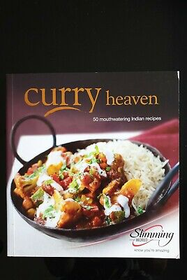 Bn Slimming World Curry Heaven Cook Book