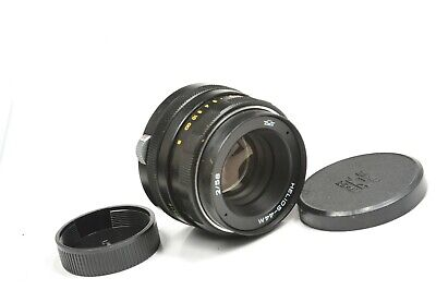 LENS HELIOS 44M, 58mm f/2  Pentax screw/ M42 mount, nearly mint, EXC++