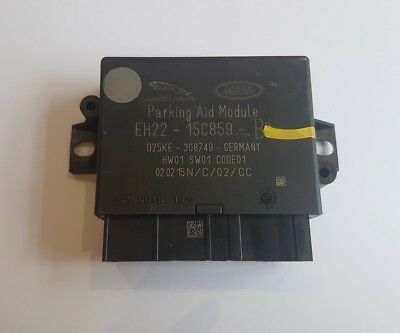 Land Rover Discovery Parking Aid Module Eh22-15C859-Bc