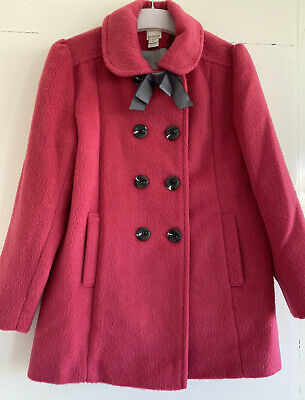 Girls Monsoon Coat Age 9-10