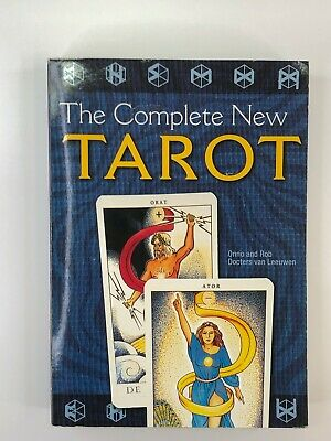 The Complete New Tarot Onno & Rob Docters van Leeuwen Softcover Book 2004