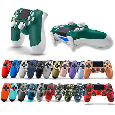 Bluetooth Wireless Gamepad Controller For PS4 Playstation 4 Console Control