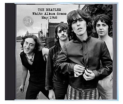 THE BEATLES' White Album demos, May 1968, on CD