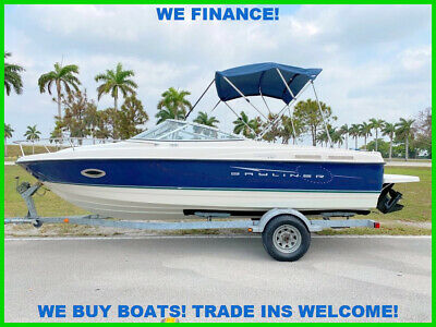 2008 Bayliner 210 Discovery