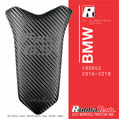 Rubbatech AT Carbon Tank Pad BMW F800GS 2016