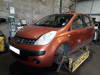Fuel Filler Flap NISSAN NOTE 2007 Orange Filler Door UNK