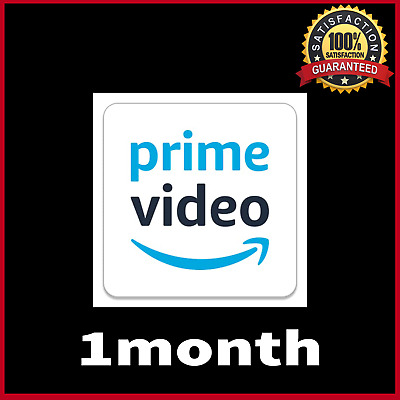 amazon prime video | 1 Mois | 1 Month  🔥🔥🔥