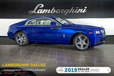 2014 Rolls-Royce Wraith  WRAITH PACKAGE+361K MSRP+NAV+CAM SYSTEM+HEAD-UP DISPLAY+DRIVER'S ASSISTANCE 3