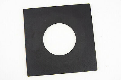 Horseman Sinar 140x140mm Lens Board with 65mm Copal #3 Opening V16