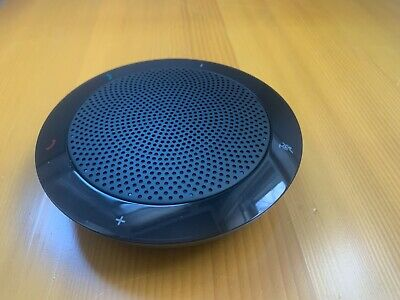 Jabra Speak 410 -FAST SHIPPING- Video Conference Speaker- Teams Zoom Meet &more!