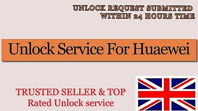 Unlock Code Service for Huawei P30 P30 Lite P30 Pro P20 For EE ORANGE BT ASDA UK