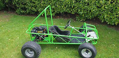 WASP off road buggy - rebuilt with new engine