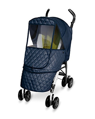 Manito Castle Alpha Stroller Weather Shield Navy