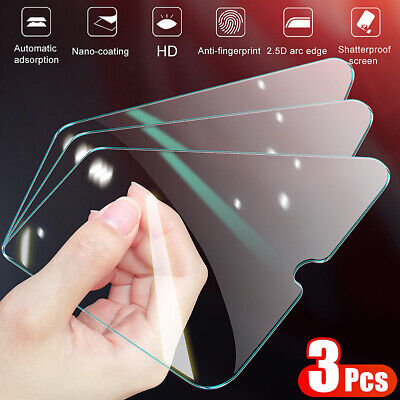 For Huawei P30 Pro P40 Lite P20 Mate 20 Y9 Tempered Glass Screen Protector Cover