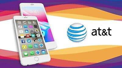 AT&T USA - All iPhone Models Supported [Premium] ♻️Lifetime Warranty♻️