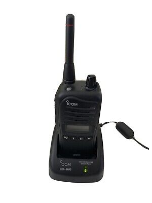 Icom IC-F4029SDR Radio and BC-160 Charger
