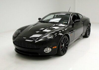 2006 Aston Martin Vanquish S  Near Perfect Aluminum Body V12 With 520hp 200mph Top Speed Hand Stitched Leather