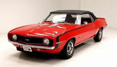 1969 Chevrolet Camaro Convertible Excellent Condition Upgraded 350ci V8 4-Speed Manual Convertible!!