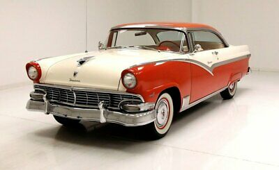 1956 Ford Fairlane Victoria Great Colors Wild 50's Interior Smooth Running 292ci V8 Real Nice Car