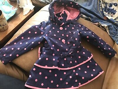 London Fog Girls Coat Age 2 Years