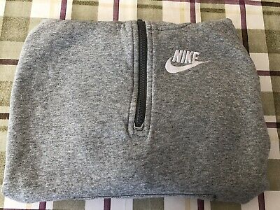 Girls Nike Poncho Style Hoodie Aged 10-12 Years