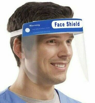 Full Face Shield  Ppe   reusable  protection