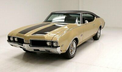 1969 Oldsmobile 442 Coupe Perfect Gold Paint/Powerful Original 400ci V8/Frame Up Restoration