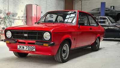 1975 Ford Escort Mexico (MK2) Recreation SOLD