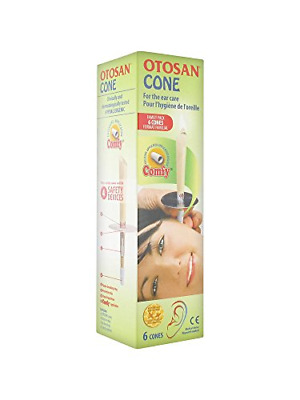 Otosan Ear Cones - Pack of 3 Pairs